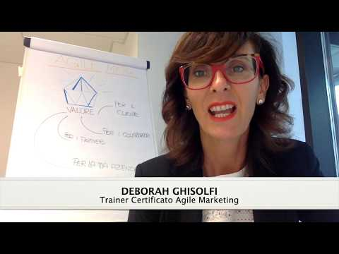 Agile Marketing - Debora Ghisolfi, Trainer Certificato Agila Marketing