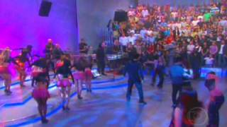 Information Society   Repetition (Live @ Domingao Do Faustao) PT 1