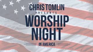 Why a Worship Night in America tour? 🙌🏽🌃🇺🇸