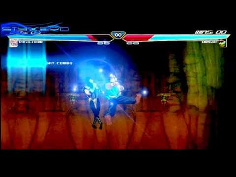 Mortal Kombat vs Street Fighter 3 1/2 [1080p HD]