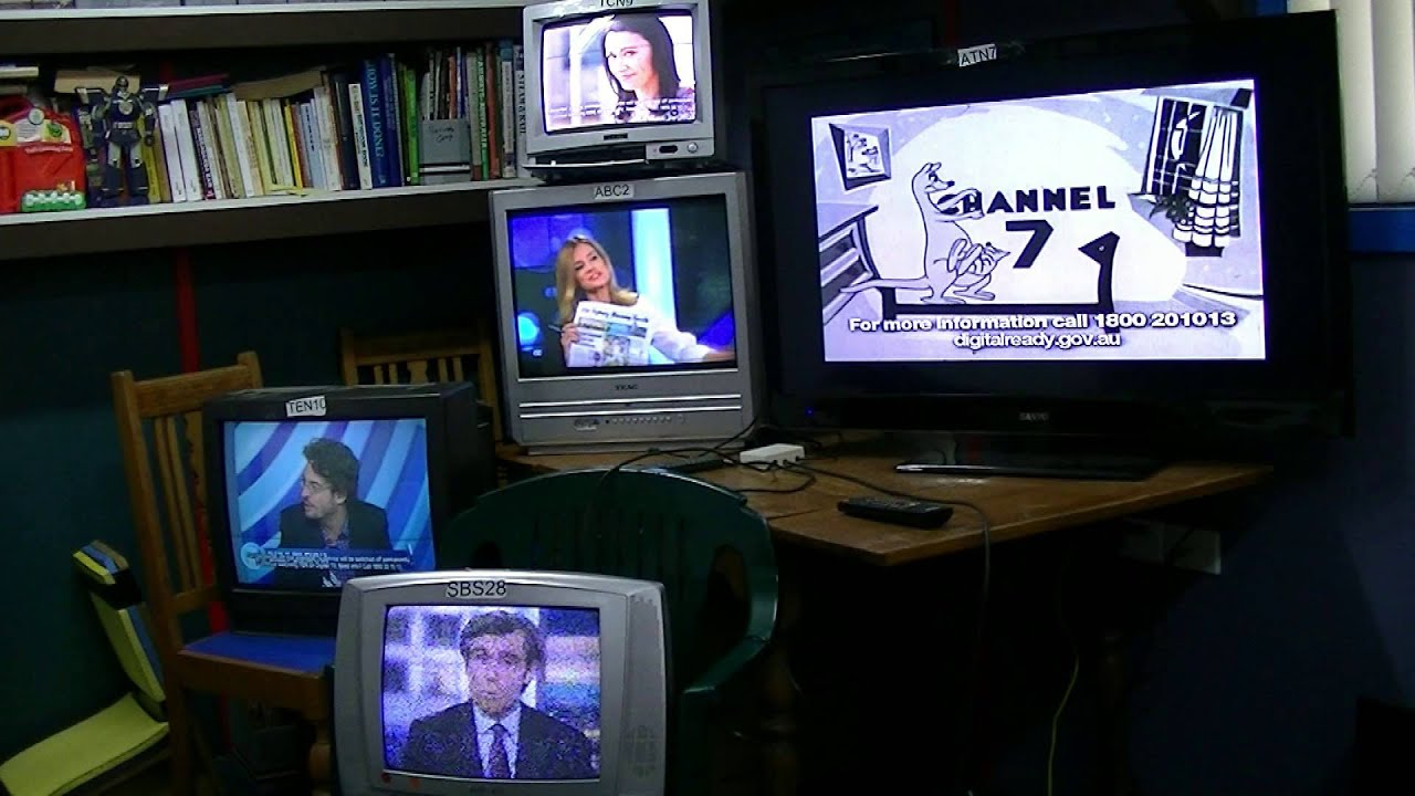 Channel Seven's Tribute To Analogue TV Is Actually Really Sweet