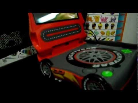 DisneyPixar Cars 2 Portable DVD Player
