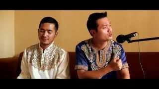 INSHAALLAH Maher Zain  Duet Cover By DAFI AHMAD & ANDREY