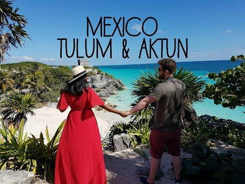 Mexico || Tulum & Aktun Chen Vlog