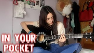 In Your Pocket - Candela Lozano (Maroon 5 Cover)