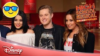 High School Musical: 10 Year Anniversary | Audition Videos | Official Disney Channel UK