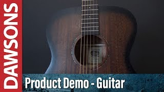 Tanglewood Crossroads TWCR 0 Acoustic Guitar Review