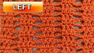 Beginner Left Handed Crochet Patterns : Meladoras Creations for Crochet ????? - ????? ????? ?? ...