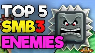 Top 5 Enemies From Super Mario Bros. 3