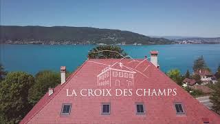 La Croix des Champs - Visite FPV Drone - TheCompagnie