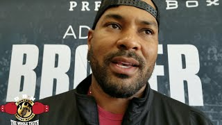 "Gerald Washington reflects on Deontay Wilder fight:  ""I was surprised"""