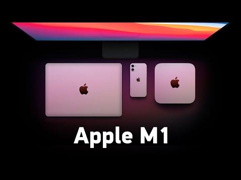 MacBook с процессором от iPhone! Презентация Apple M1 за 15 минут!