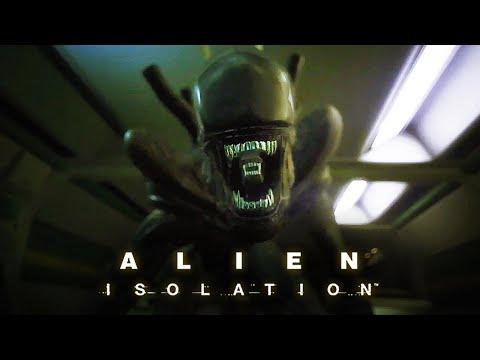 Alien Isolation XEON E5 2640 + GTX 1080 ( Ultra Graphics ) ТЕСТ