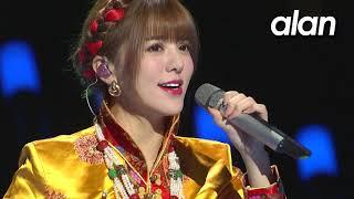 Video : China : Music - Tibetan Plateau 青藏高原 - aLan Dawa Dolma