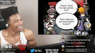 ETIKA PLAYS THE WORLD ENDS WITH YOU