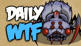 Dota 2 Daily WTF - Surprise attack
