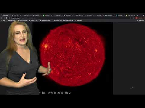 Solar Storm Forecast – August 26, 2021 at 03:05AM