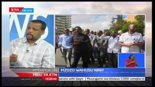 Mbiu ya KTN: Mahojiano na Dkt. Mahamud Oomaar 10/1/2017