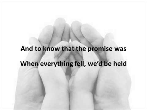 Natalie Grant - Held (with lyrics)