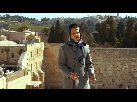 'והביאותים': מנדי ויצחק יעקב רוט עם מקהלת ויזניץ בקליפ נפלא • צפו
