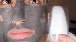 磁石で吸い取る美容マスクやばみ