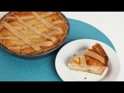 Pastiera Recipe – Italian Easter Pie – Laura Vitale – Laura in the Kitchen Episode 559