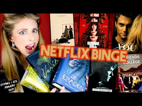BASICALLY WATCHED ALL OF NETFLIX | STORIES I ATE JANUARY 2019