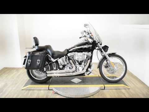 2003 Harley-Davidson FXSTD/FXSTDI Softail®  Deuce™ in Wauconda, Illinois - Video 1