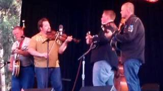 """Bluegrass Brothers  sing """"She's Walking Through My Memory"""""""