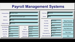 How to Create a GUI Restaurant Management Systems in Python