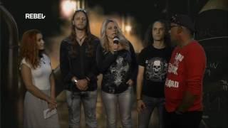 BLACK BULL v CZECH PARÁDĚ na TV REBEL (16.9.2016)