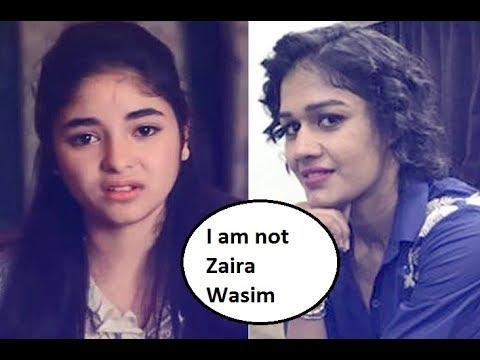 """I am not Zaira Wasim"", Babita Phogat defends remarks against Islamic sect"