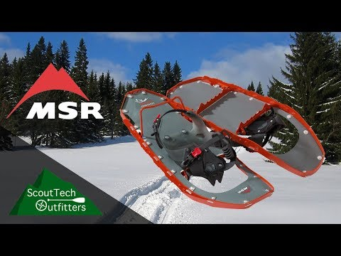 MSR Lightning Explore Snowshoes Review- The Best of The Best!