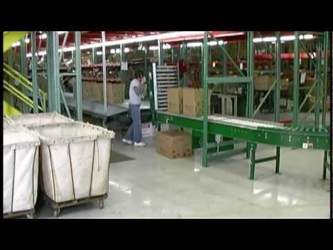 Lineshaft Conveyor Liftgate Movie