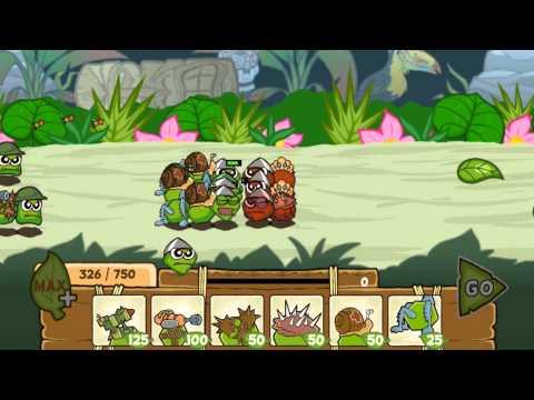 Video of Battlepillars Multiplayer PVP