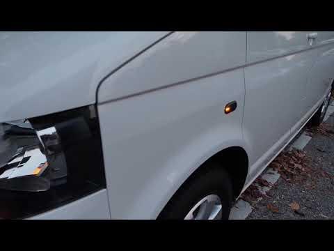 VW T5 dynamische Seitenblinker