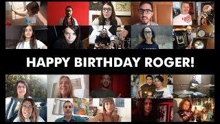 O vídeo dos fãs Portugueses dos Queen para Roger Taylor