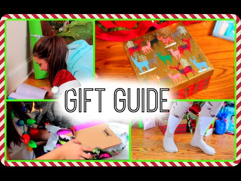 Gift Guide | Beauty, Fitness, Tech, + MORE