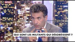 Alexandre del Valle revient sur les militants écologistes/gauchistes #CNEWS #Voixdelinfo #SoniaMabro