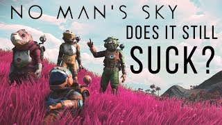NO MAN'S SKY STILL SUCKS? - Dude Soup Podcast #185