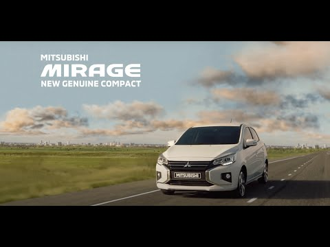 NEW MIRAGE Promotional Video (30sec) [MITSUBISHI MOTORS]