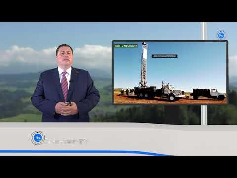 Uranium Energy ist einzigartig positioniert für einen steigenden Uranpreis