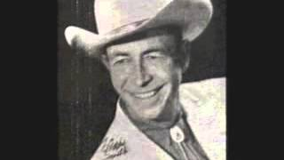 Eddie Dean - I Dreamed Of A Hill-Billy Heaven 1955 (Cowboy Country Song)