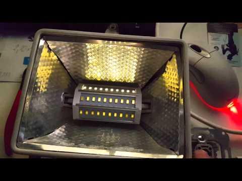 R7S 12W 30 5630 SMD 118mm LED Flutlicht Lixada