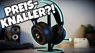 Preisknaller?! Speedlink QUYRE 7.1 Headset Review