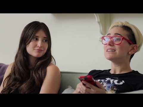 BEST FRIENDS GET SOMEONE LAID / Gaby & Allison
