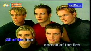 We Are One - Westlife (Karaoke VCD)
