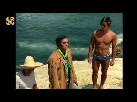 Roberto Carlos Erasmo Carlos e Vanderléia em  Filme