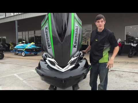 Kawasaki vs. Sea-doo