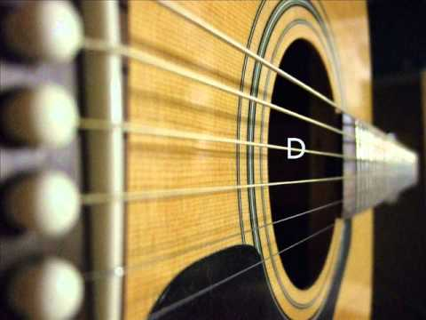 Tuning a Guitar - Standard tuning for 6 string guitar